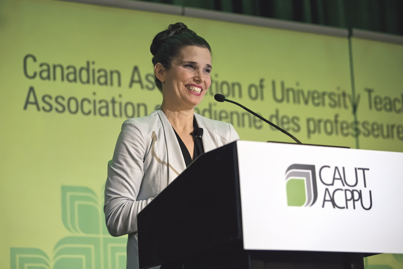 Science Minister Kirsty Duncan